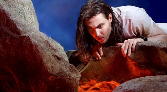 ANDREW W.K. Announces Album and Releases New Video 'I'm In Heaven'