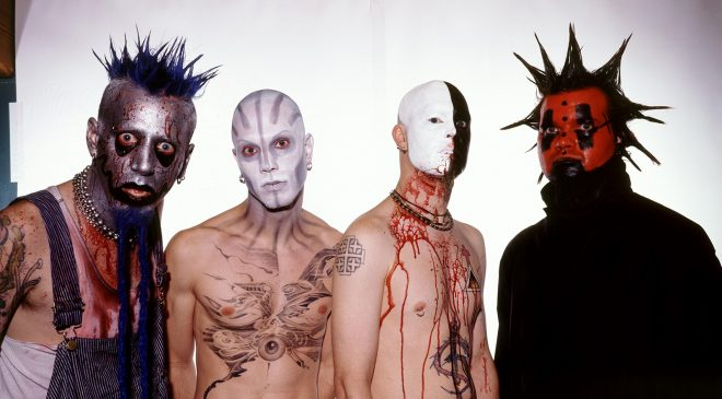 After 12-Year Hiatus, MUDVAYNE Reunites